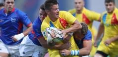 Stejăreii au terminat pe ultima poziție la World Rugby U20 Trophy