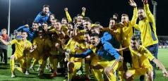 U21: Aproape de turneul final