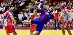 SEHA League: Steaua, victorie în ultimele secunde