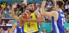 România a cedat în fața Macedoniei în primul meci din FIBA Eurobasket 2021 Pre-Qualifiers