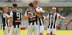 Liga 2: Previzibil la Târgoviște, suspans la Cluj
