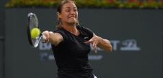 WTA Wuhan: Învinsă la simplu, Niculescu continuă la dublu