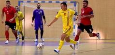 Meci amical: România – Albania 3-1