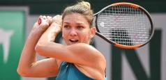 WTA Wuhan: Halep, probleme medicale și eliminare