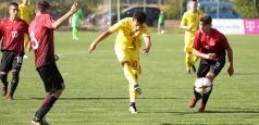 România U16 învinge Turcia într-un meci amical