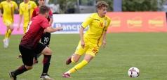 Tricolorii U16 pierd la limită în fața Turciei