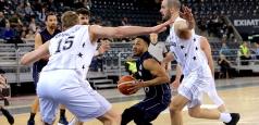 FIBA Europe Cup: U-BT pierde manșa tur din Israel