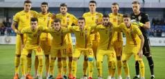 Lotul pentru meciurile decisive ale naționalei U21