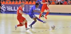 Informatica a pierdut primul meci din Main Round-ul UEFA Futsal Champions League