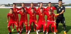 România U17 merge la Turul de Elită după victoria cu Lituania