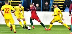 U21: Reprezentativa de tineret are cea mai bună apărare din Europa