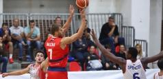 FIBA Europe Cup: Românii nu zâmbesc la debutul fazei grupelor