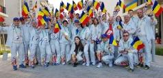 Echipa Olimpică a României și-a încheiat participarea la JOT Buenos Aires 2018 cu opt medalii