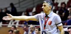 Dragan Djukic, noul antrenor al echipei feminine CSM București