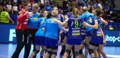 EHF Cup: Trei echipe românești trec în turul 3