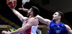 FIBA Europe Cup: N-au spart gheața nici în etapa a doua