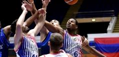 LNBM: Roș-albaștrii suferă prima înfrângere