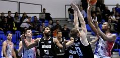 FIBA Europe Cup: Steaua rămâne fără victorie în grupă