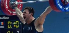Nicolae Onica, medalie de bronz la total la Mondiale, cu nou record personal
