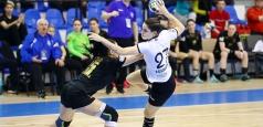 EHF Cup: Înfrângeri în deplasările din manșa tur