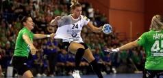 """EHF CL: Victorie importantă pentru """"tigroaice"""""""