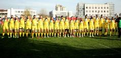 Lotul României pentru meciul cu SUA