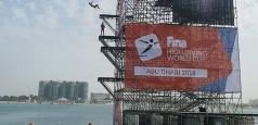 Sărituri în apă: Constantin Popovici - calificare la Campionatul Mondial și admitere în Circuitul Mondial