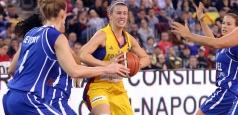 România a cedat în fața Franței în FIBA Womens Eurobasket 2019 Qualifiers
