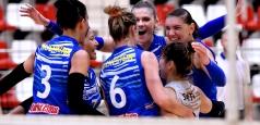 CEV CL: CSM București debutează cu o victorie