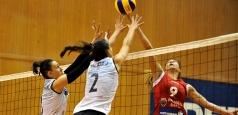CEV Cup: Știința Bacău câștigă manșa tur din Serbia