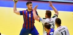 SEHA League: Steaua începe returul cu o înfrângere