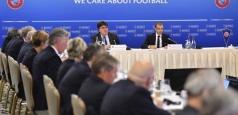 Comitetul Executiv al UEFA a aprobat înființarea unei noi competiții de club