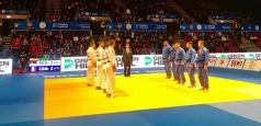 Judoka de la CSM București, la un pas de podium în Liga Campionilor