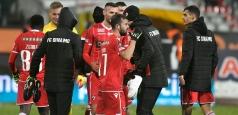 Amicale: Dinamo pierde prima partidă de pregătire