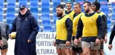 Marius Tincu a devenit antrenor principal interimar al României si Lynn Howells, Consultant Tehnic din partea World Rugby