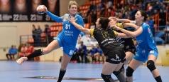 Cupa EHF: Oltencele suferă pe teren propriu