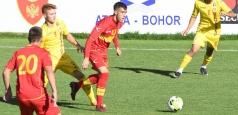 """""""Dublă"""" amicală cu Cipru pentru tricolorii U18"""