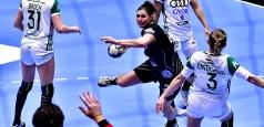 EHF CL: Zdrobite de Györ și Pintea