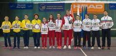 Naționalele U12 ale României s-au calificat la turneele finale Tennis Europe Winters Cups