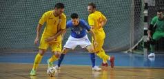 Tricolorii au pierdut prima partidă amicală împotriva Italiei