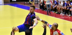 SEHA League: Steaua, demolată la Brest
