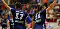 """LNHM: Ultima repetiție a """"delfinilor"""" pentru Cupa EHF"""