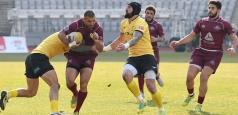 Stejarii cedează în prima partidă din Rugby Europe Championship