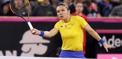 Fed Cup: Egalitate după prima zi
