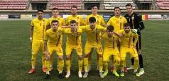 U19: Grecia – România 2-0, într-un meci amical