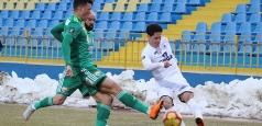 Liga 1: Gazul pierde contactul cu zona play-off