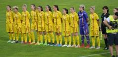 Naționala feminină și-a aflat adversarii din preliminariile EURO 2021