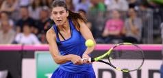 WTA Budapesta: Înfrângeri în decisiv pentru Begu și Cîrstea