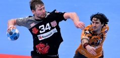 EHF Champions League: Dinamo pierde dramatic turul cu Sporting CP