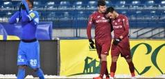 Liga 1: Țucudean intră și câștigă jocul pentru CFR